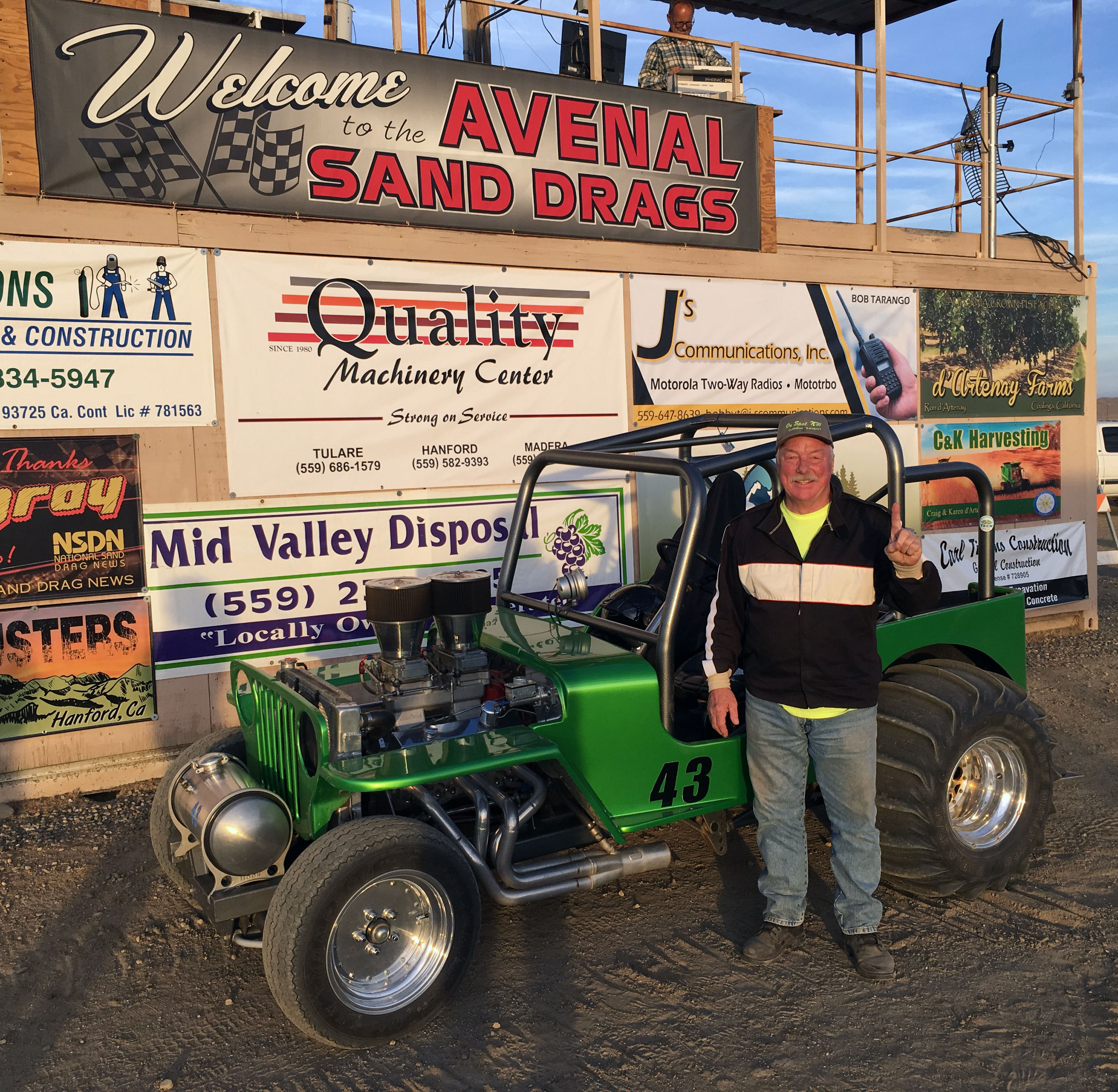 Home - Avenal Sand Drags | Sand Drags in Central California
